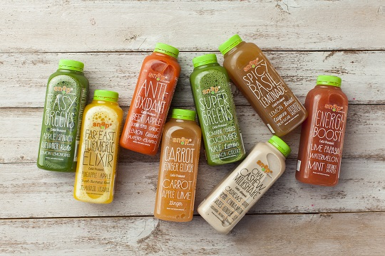 Rising Demand For Organic Cold Pressed Juice Products