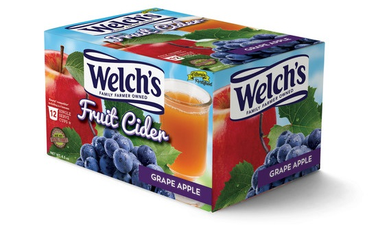 Newest Product Innovation From Two Rivers Coffee and Welch's