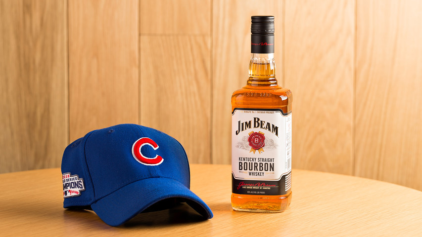 Chicago Cubs And Jim Beam Announce Legacy Partnership