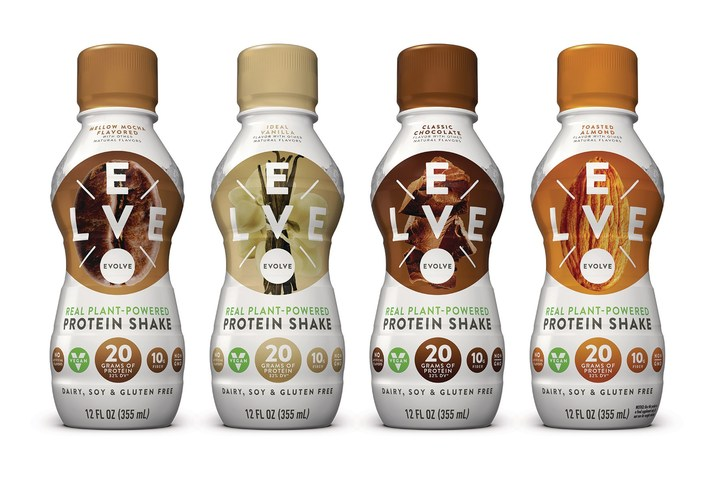 The EVOLVE Brand Launches First-Ever Plant-Based Protein Line