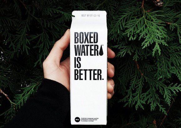 Boxed Water Is Better - Spreads Acroos Major US Airports