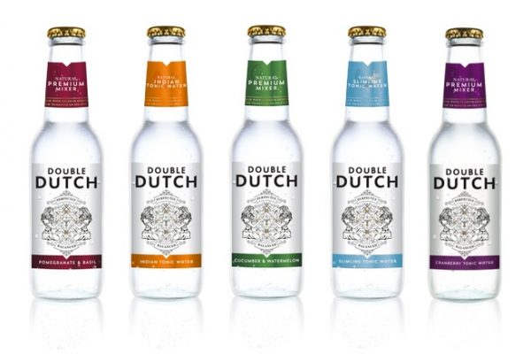 Double Dutch Mixers For Perfect Cocktails