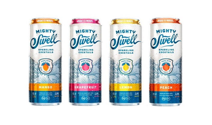 Mighty Swell Launches New Tropical-Inspired Flavor