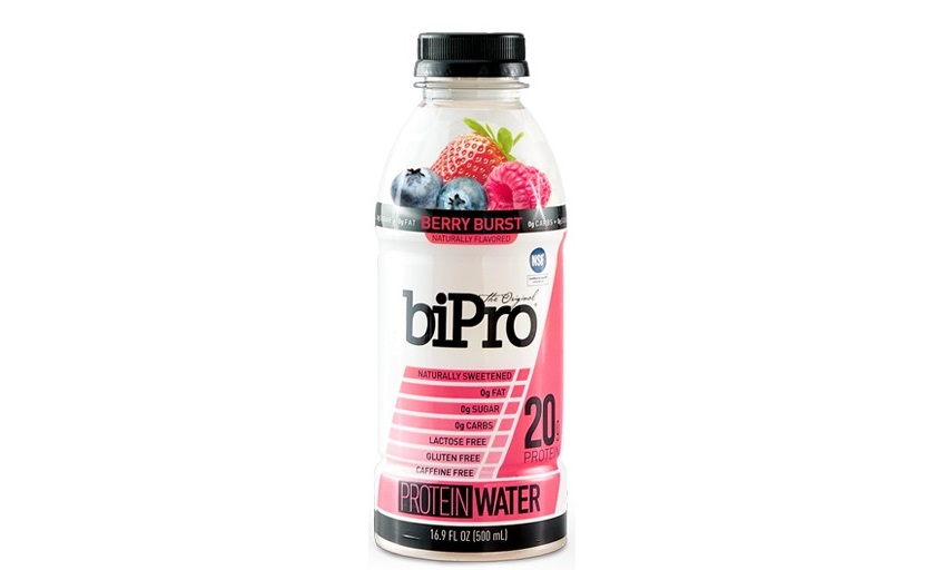 BiPro Introduces New Berry Burst Protein Water