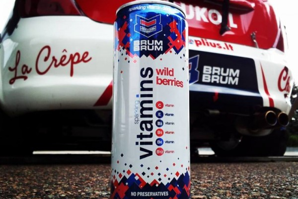 Brum Brum vitamin juice drink