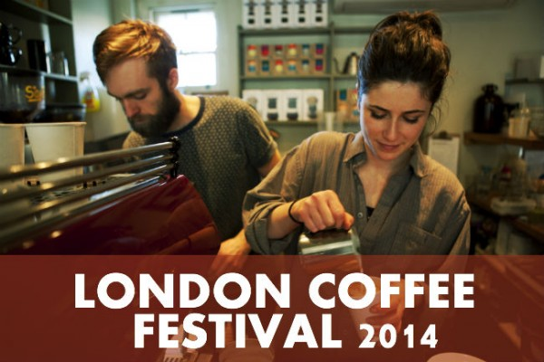 The London Coffee Festival Returns in 2014 – New Features Announced