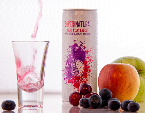 Super!Natural – Natural Energy Drink