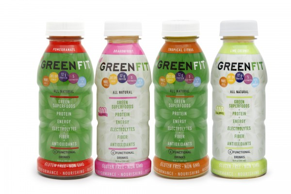 "Green Fit Drinks: ""Our drink does what it says it does"""
