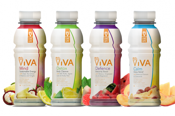 """Functional health drinks are the future"" – says ViVA Drinks"