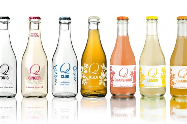 I want to make sodas that I'm excited to drink and excited to share with my friends says Founder of Q Drinks