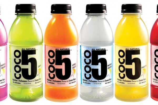 New Coconut Water Rehydration Drink Hits UK Shelves