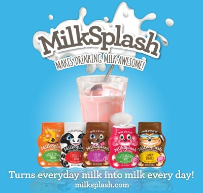 MilkSplash™ Wins World Dairy Innovation Award
