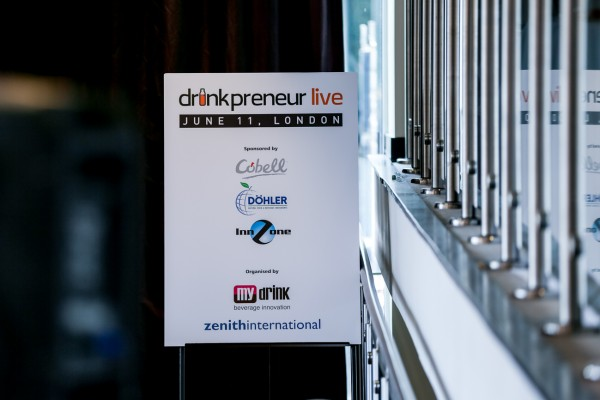 TOP 4 beverage startups in DrinkPreneur Live 2014