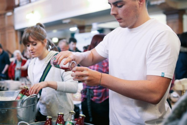 EventSauce and Monkfeet announce The Food Start- up School to help London's food entrepreneurs navigate the sticky start-up scene.
