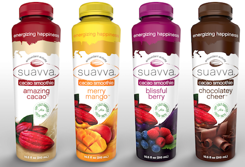 Agro Innova Finishes First Round of Production for Suavva