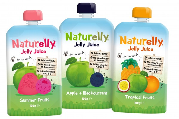Naturelly – an all-natural gelatine free Jelly Juice drink