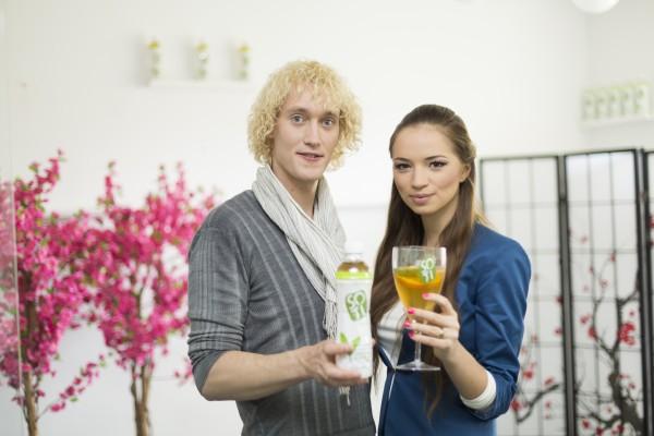 SOTI Natural – green tea reinvented