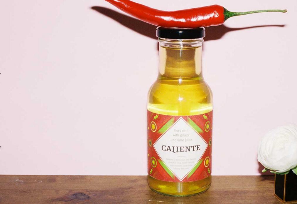 Caliente – a Warming Spicy Drink