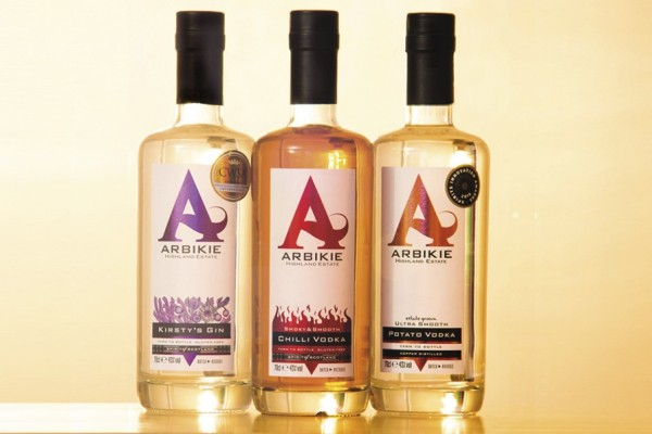 Arbikie Highland Estate – Spirits with Rich History
