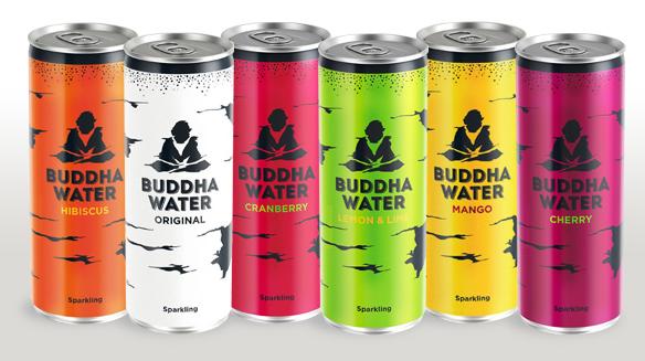 Buddha Water