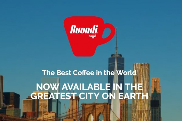Buondi® Caffè is about to Enter the US Market