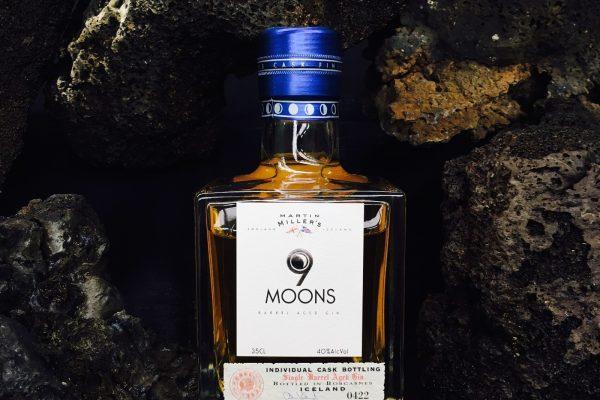 Martin Miller's Gin Family Releases 9 Moons Gin