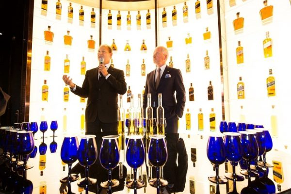 Luxury Scotch Whisky Embassy Lands in Amsterdam