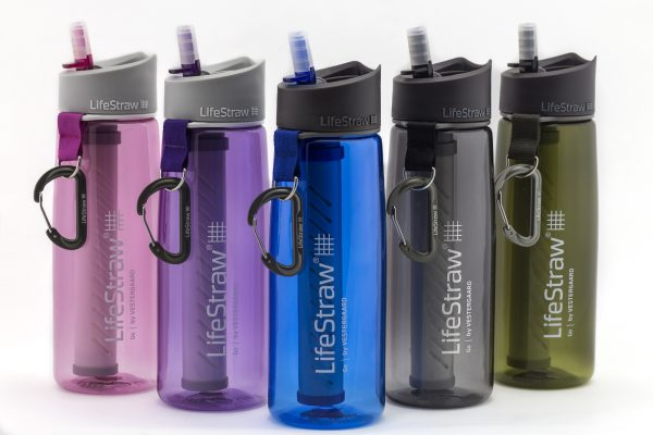 New LifeStraw® Go Water Bottle Arrives at Retail