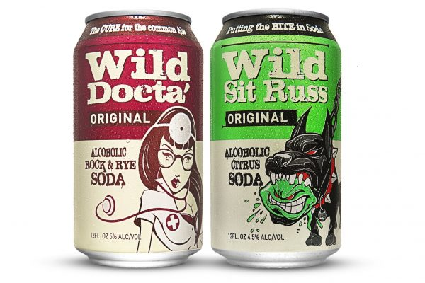 WG Brewing Launches Wild Docta' and Wild Sit Russ