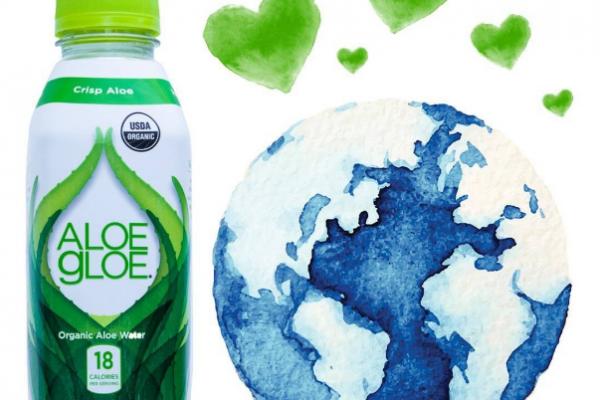 Coca-Cola Invests in Organic Beverage Company Aloe Gloe