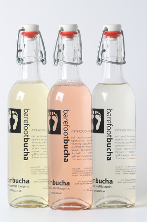 Barefoot Bucha - Brand Which Cares About The World