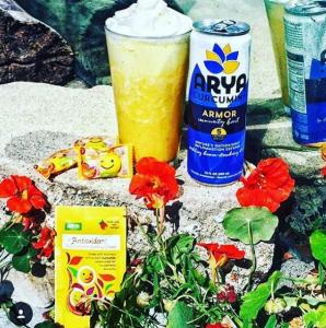ARYA Curcumin+ Introduces Curcumin Beverages And Gummies