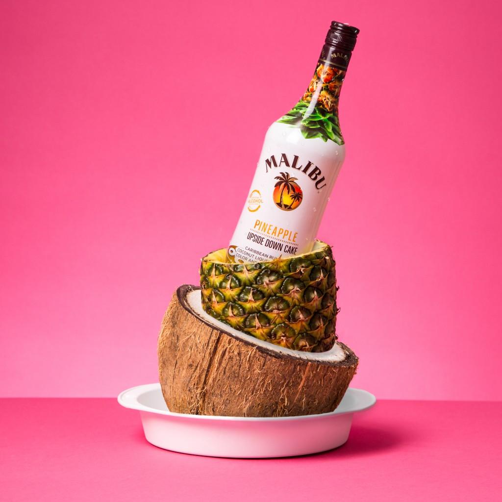Malibu Rum Cake Pineapple