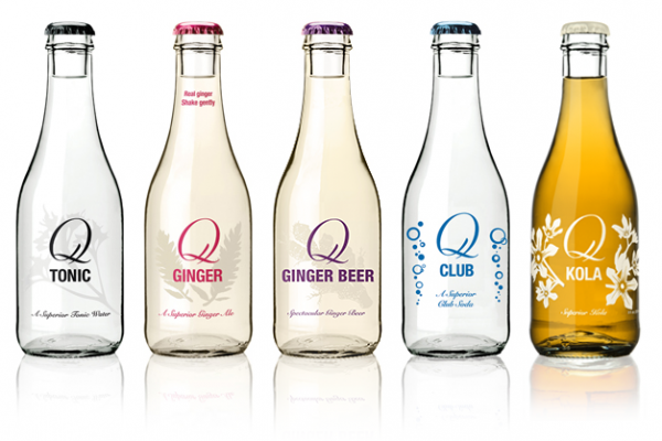 Q Drinks – The Quality That Spirits Deserve