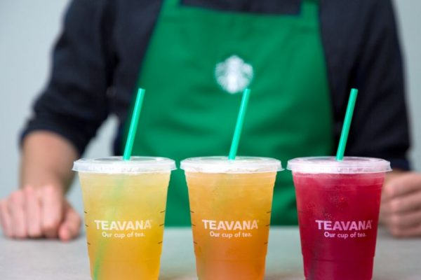 Starbucks and Anheuser-Busch to Launch Teavana Ready-to-Drink Tea