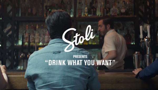 New Stoli® Vodka #DrinkWhatYouWant Digital Ad Campaign