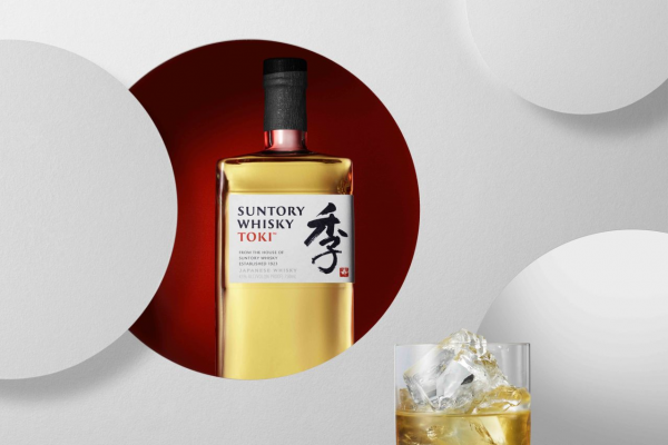 The House of Suntory Whisky introduces Suntory Whisky Toki™