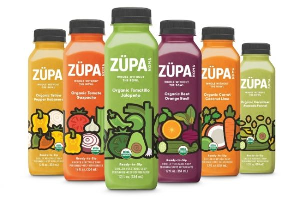 Sonoma Brands Launches New Brand Züpa Noma