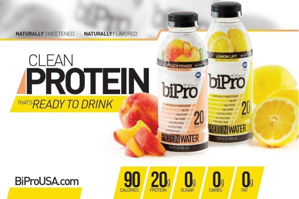BiPro USA Announces New Protein Water Product