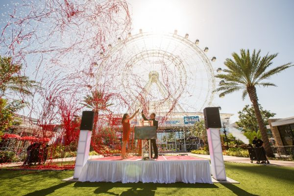 I-Drive 360 Welcomes the new Coca-Cola Orlando Eye