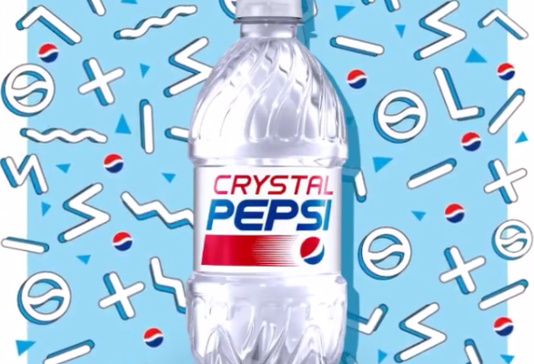 Crystal Pepsi – Iconic Clear Cola to Hit Shelves This Summer