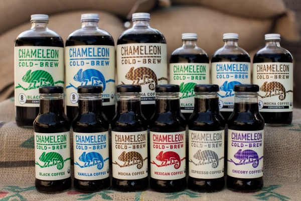 Chameleon Cold-Brew Lands Top Spot on the 2016 Inc. 5000 List