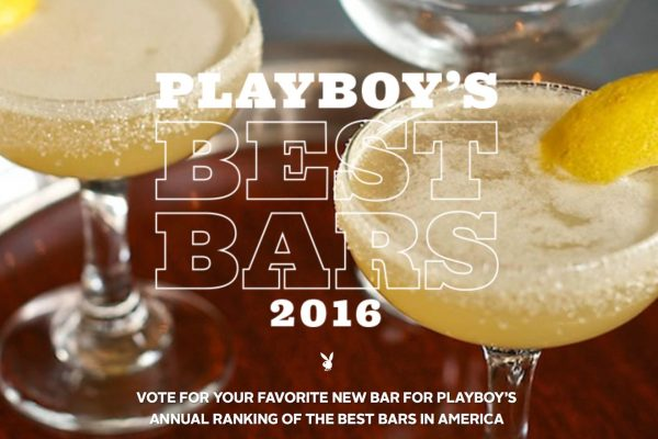Playboy Launches Search to Find the Best New Bars in America