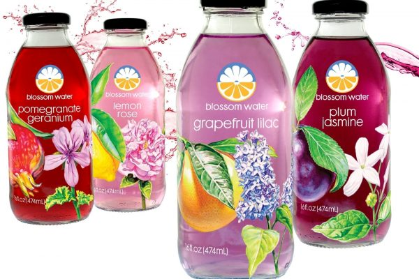 Blossom Water Receives Coast-to-Coast Kroger Authorization