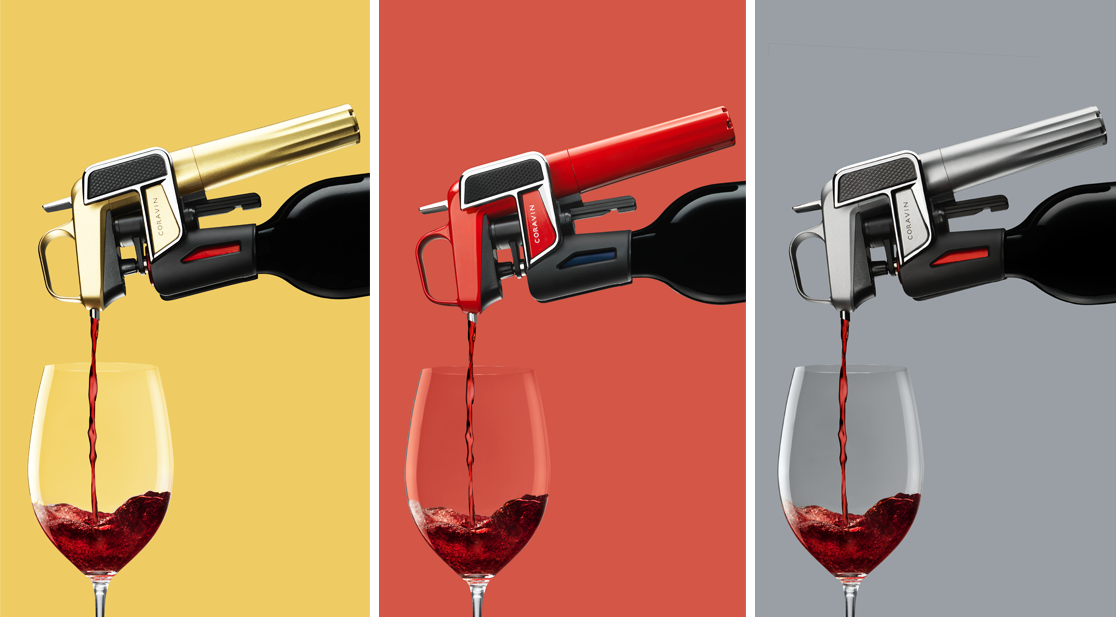 Coravin Unlocks A New Wine Experience With The Model One