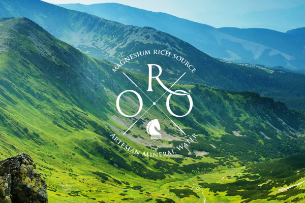 ORO – Luxury Water Awarded With Golden Medal