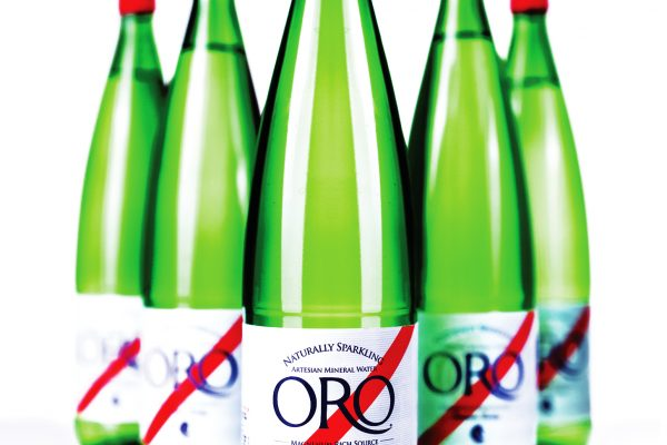 Oro Luxury Water Wins Gold at the FIFWTC in China
