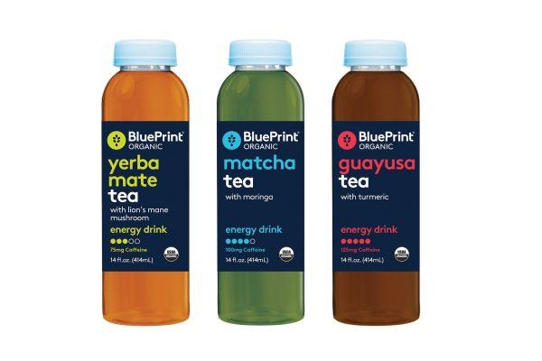 New Innovative Release of Tea Infused Energy Drinks