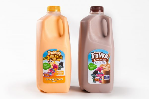 TruMoo Cooperates With DreamWorks To Promote Trolls
