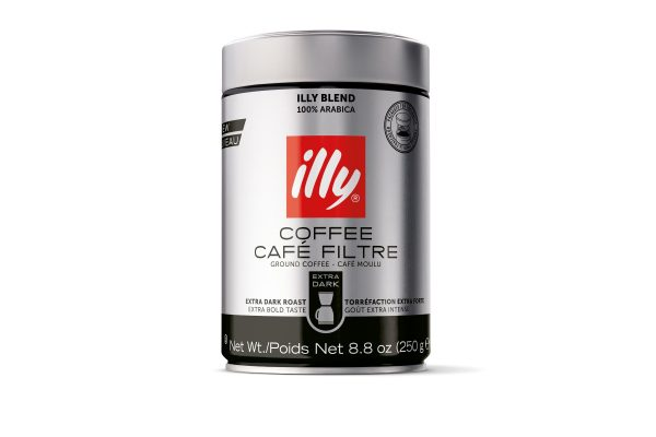Illy Launches First-Ever Extra Dark Roast Coffee In US